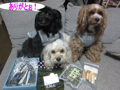 2012.6.22くれじゅりちゃんありがとう