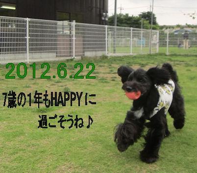 2012.6.22だいすき(^^)