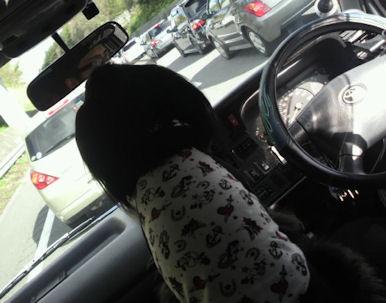 2012.5.4渋滞