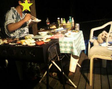 2012.8.17夜ご飯タイム