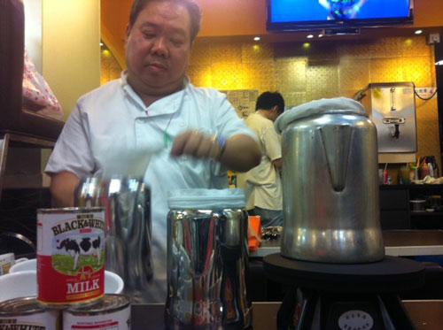 香港 ミルクティー2 くすり屋さん