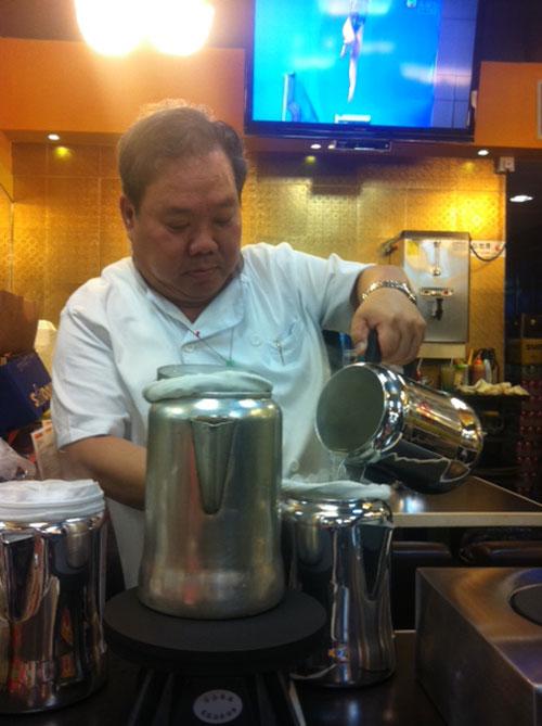 香港 ミルクティー3 くすり屋さん