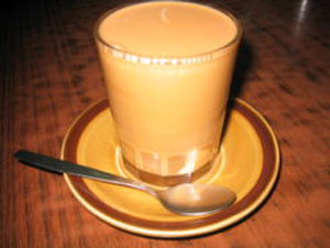 香港 ミルクティー1 くすり屋さん
