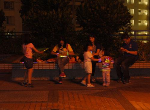 くすり屋さん.comブログ-香港の中秋節3