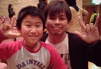 浅野徳宏さんと2013