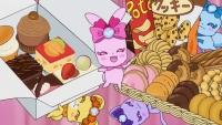 パーティといえばお菓子!!