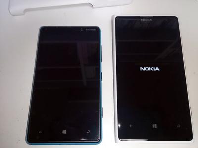 Lumia 820 & Lumia 1020