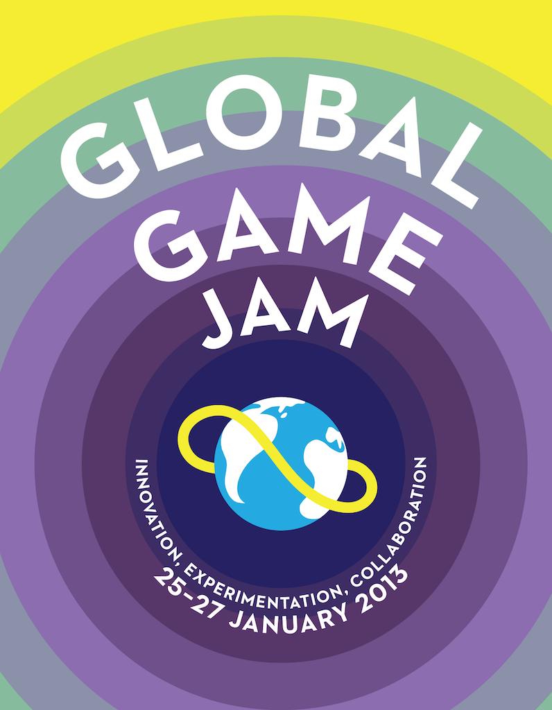 GGJ公式ポスター