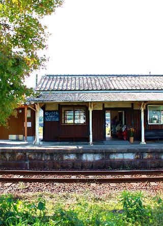 駅舎ぱん1