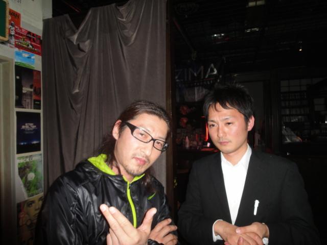 la moda 20120518 - 池ポン&jyan