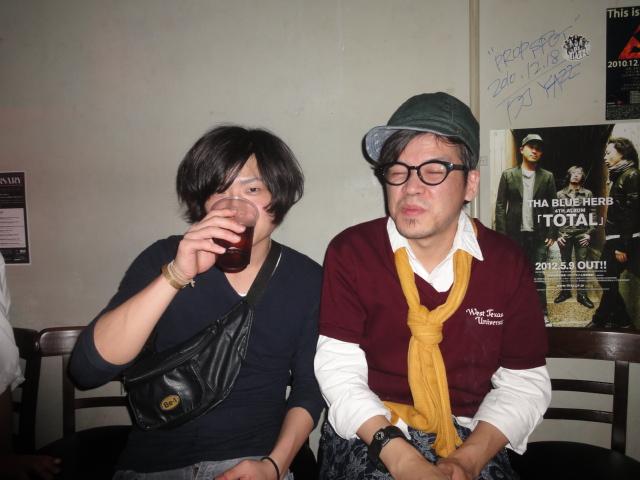 la moda 20120518 - kouta&友達