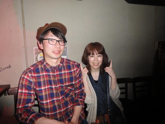 la moda 20120518 - もくそん&よっちぃ