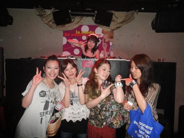 la moda 20120720 - ハロハイ