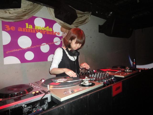 la moda 20120720 - みゆき