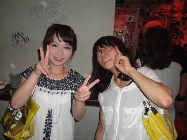 la moda 20120720 - ともち&こんぶ