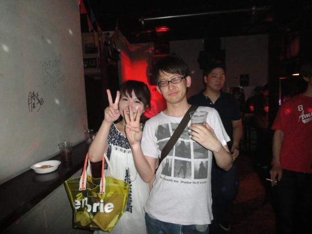 la moda 20120720 - ともち&よっしー