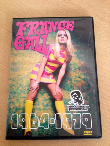 france gall dvd