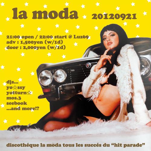 la moda 20120921
