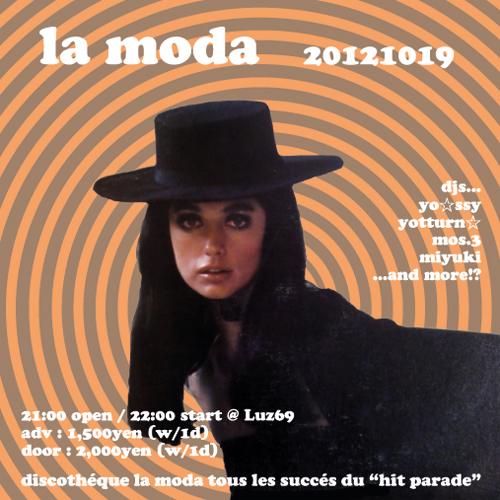 la moda 20121019