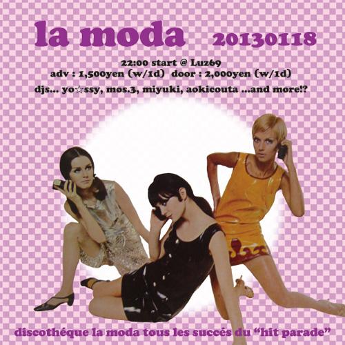 la moda 20130118