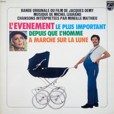 Michel Legrand / L'evenement...