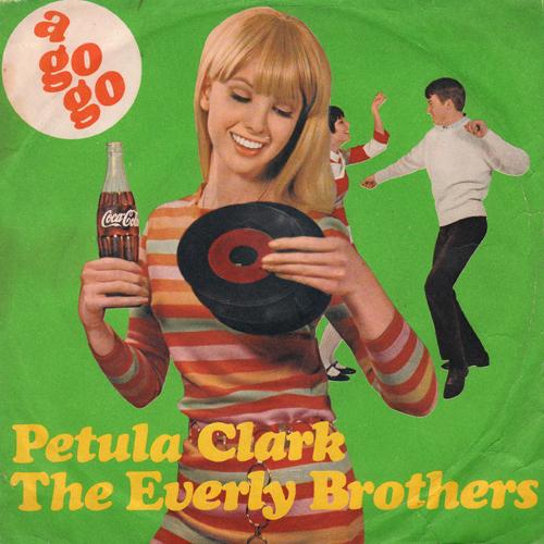 petula clark coca cola