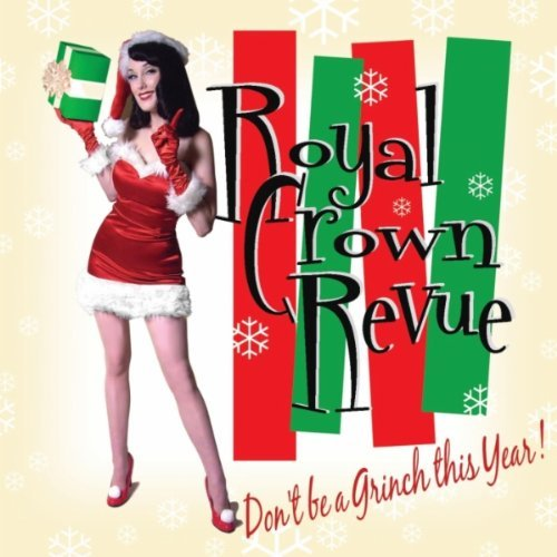royal crown revue christmas