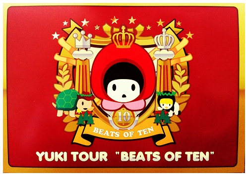 yuki beats of ten