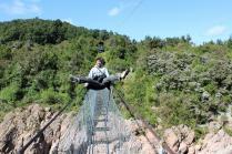 吊り橋とさきん (9)