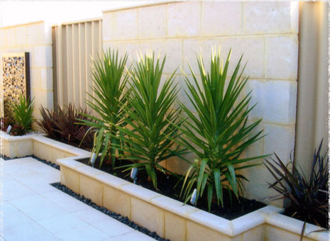 Easy garden landscaping ideas for the home udawimowul for Easy garden design