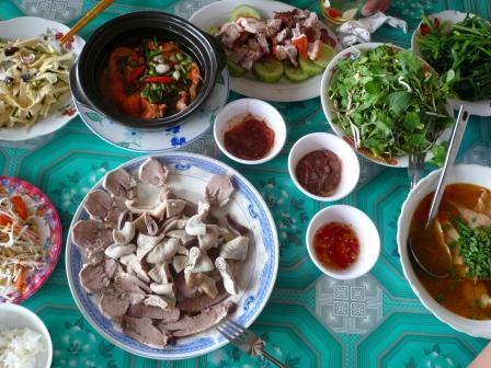 ベトナム料理タケク
