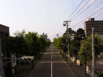 歩道橋その5