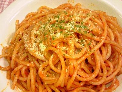 2・2ミリのスパゲッティ。