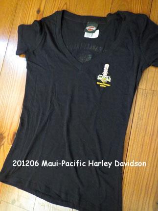 2012年6月 Hawaii(Maui&Oahu)-Pacific Harley Davidson