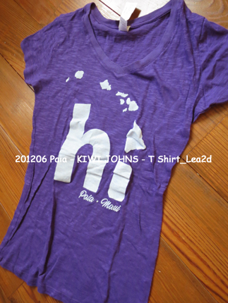 2012年6月 KIWI JOHNS-T Shirt