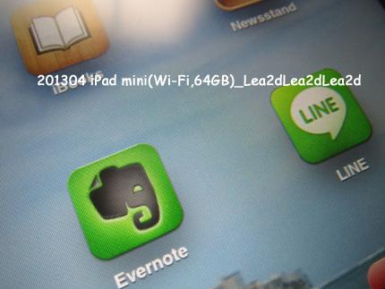 2013年4月 ipad mini - Wi-Fi_64GBpg
