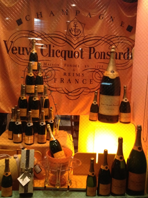 フサード V.Clicquot