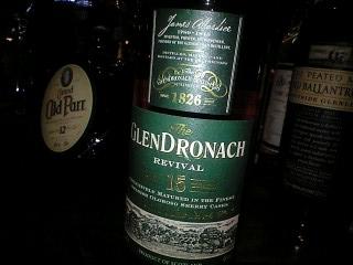 グレンドロナック15年リバイバル