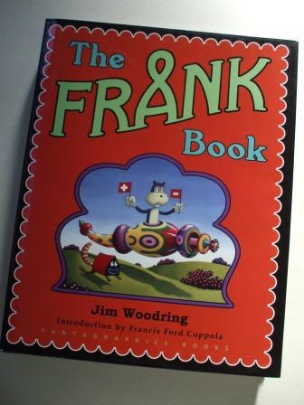 jim woodring - the frank book 1