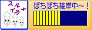 接岸メーター スルメイカ-ぼちぼち