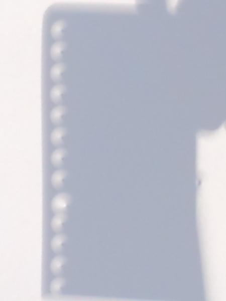 ルーズリーフ日食