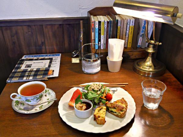 ぷちまるカフェ(ブランチセット)
