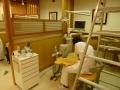 診療室ユニット清掃