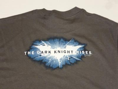 dark knight back