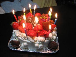 拓海ケーキ