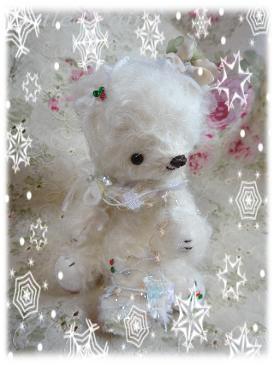 2012クリスマスベア