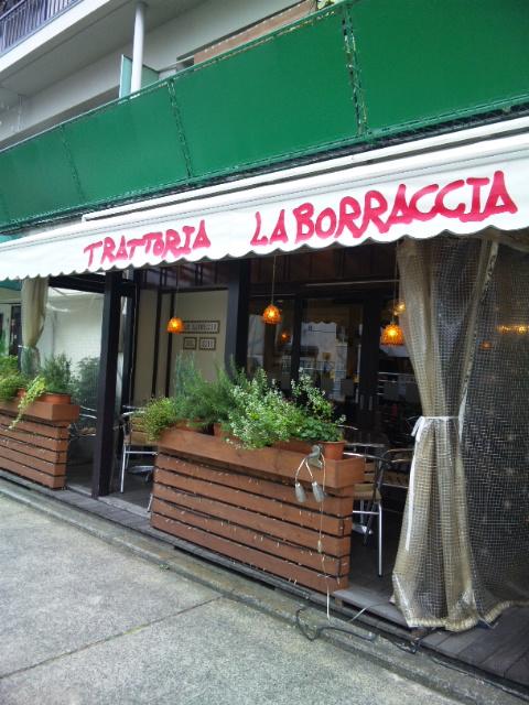 ラ・ボラッチャ