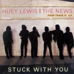 Huey Lewis And The News - Stuck With You1