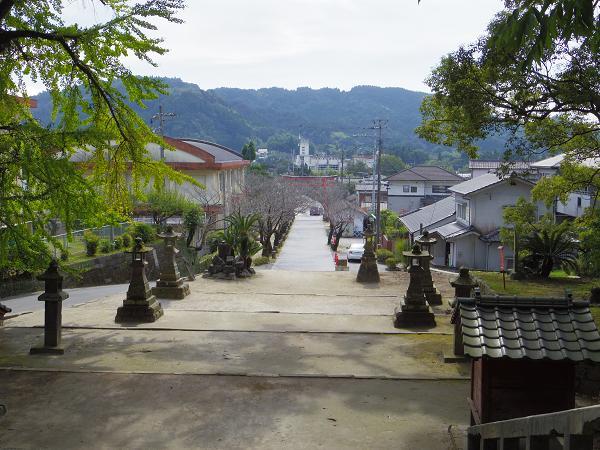 大楠神社3