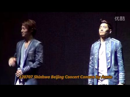 [fancam]120707_Shinhwa_Once_I_pray4u_[Eric_focus]